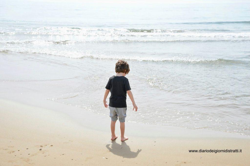 Il sale del mare che -un giorno capirai- cura tutte le ferite