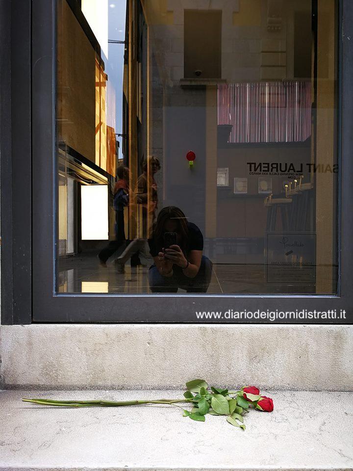 Diario dei giorni distratti, Francesca Mola